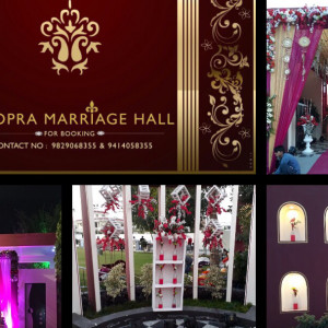 Chopra Marriage Hall , Mansarovar , Jaipur