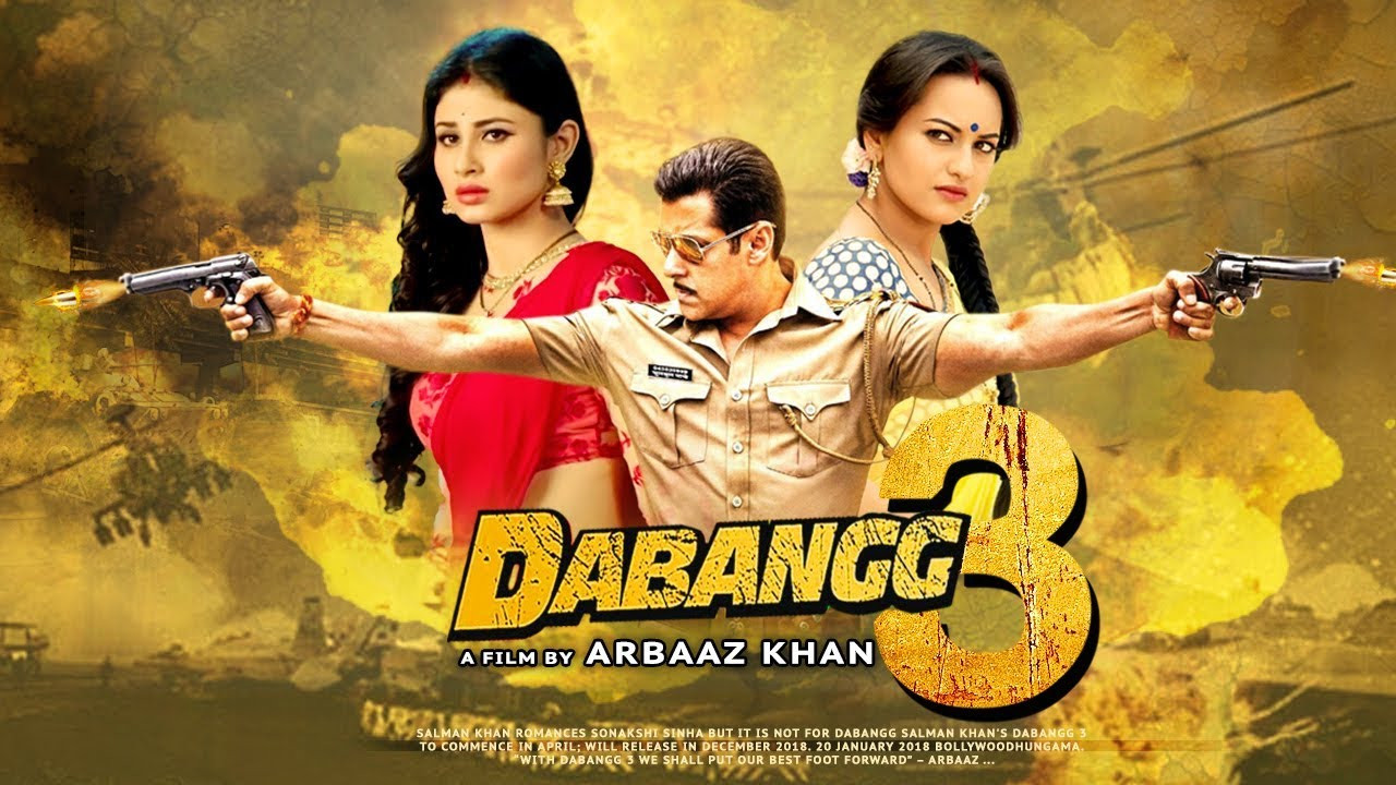 Dabangg 3 (2019) | Salman Khan and Arbaaz Khan