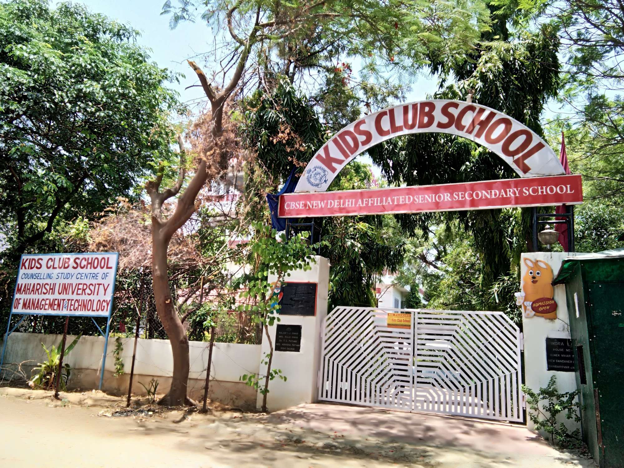 Kids Club School Mansarovar , Jaipur